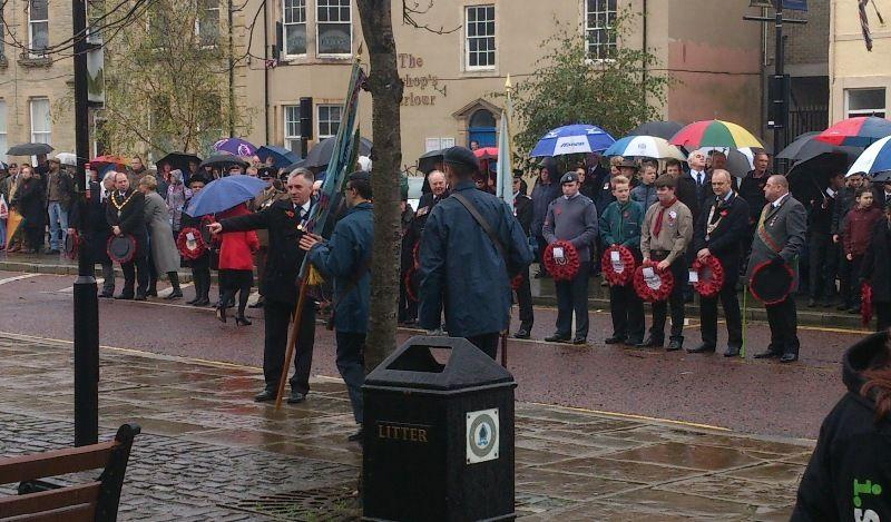 Remembrance Sunday 2015 - Remembrance Day 2015 003