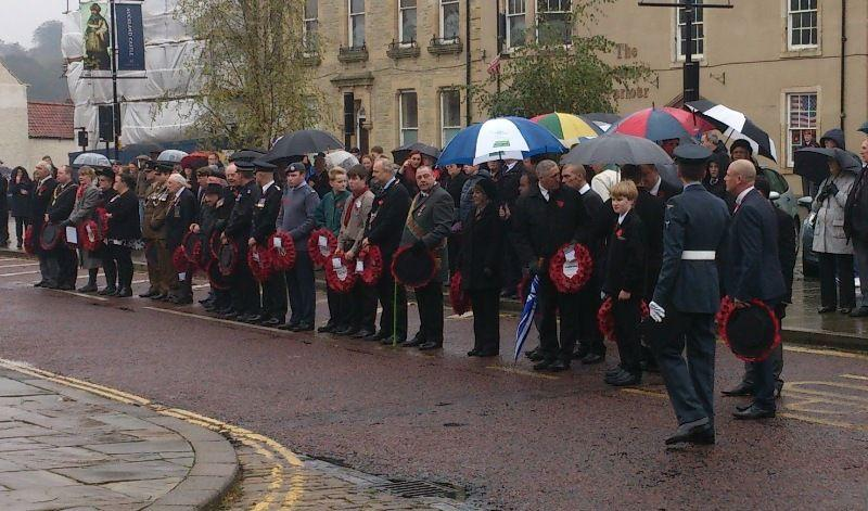 Remembrance Sunday 2015 - Remembrance Day 2015 005