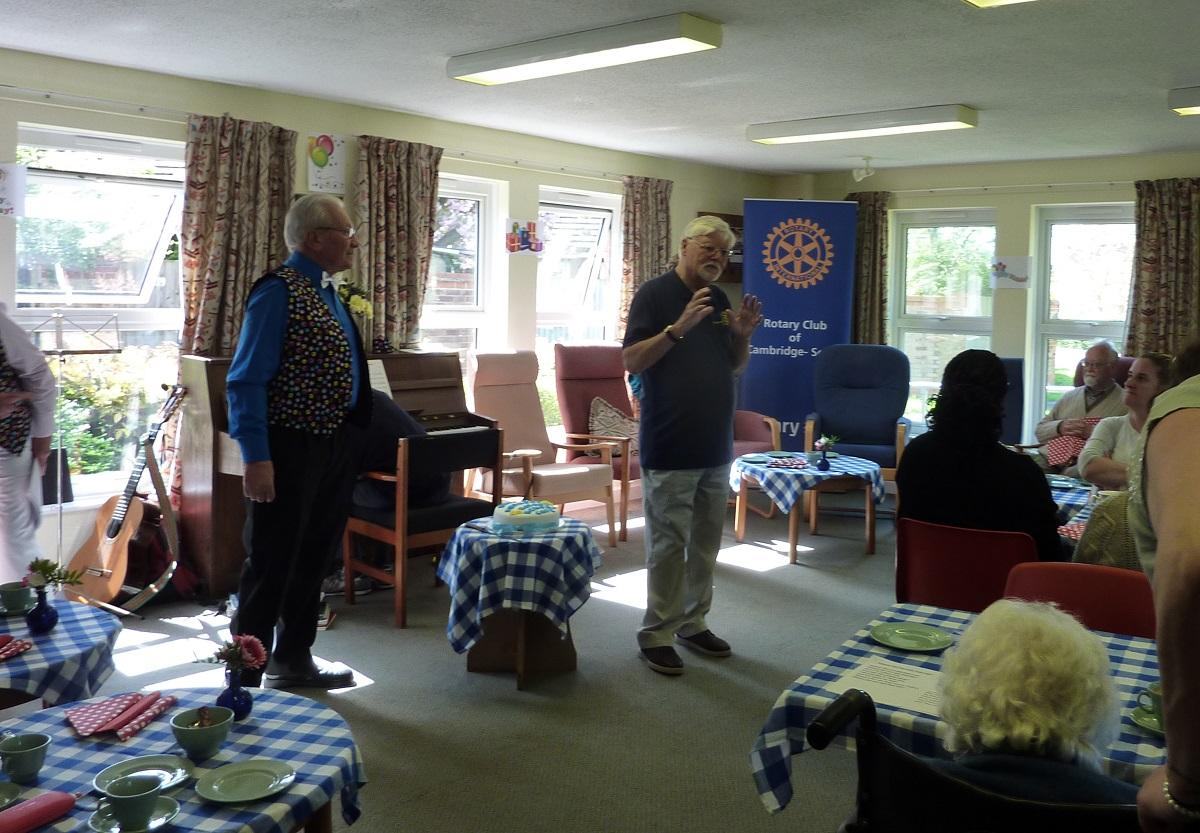 May 2018 Girton Memory Cafe - Party Time ! Our 7th ... - .