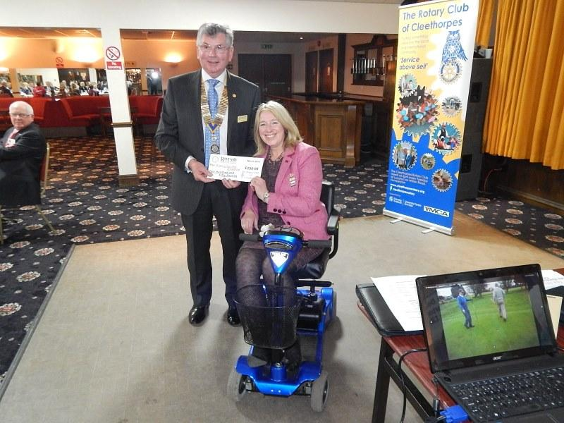 Annual Presentation Evening 2018 - Riding for the Disabled