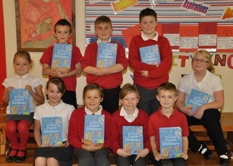 Rotary Dictionaries For Life Literacy Project -