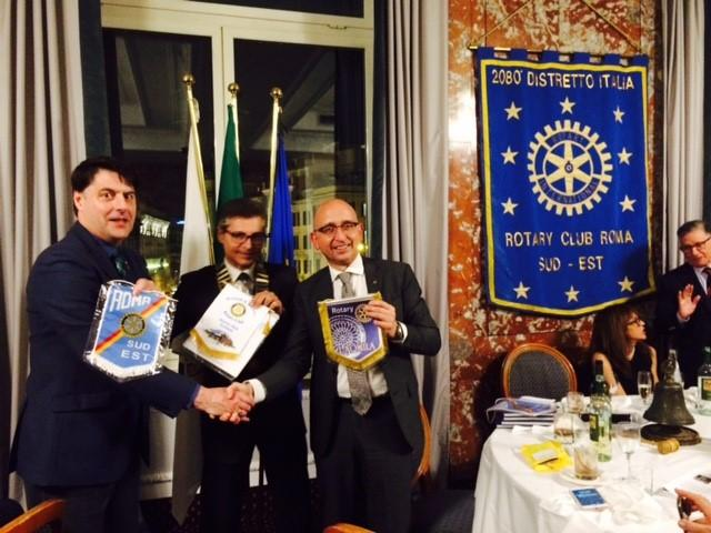 Jubilee for Rotarians with the Pontiff in Rome -