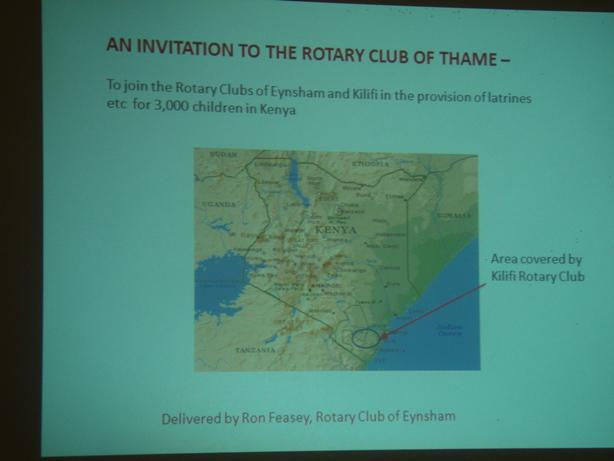 Rotary Clubs of Eynsham and Kilifi's Project on Water Sanitation in  Kenya - Provide latrines for 3,000 children in Kenya