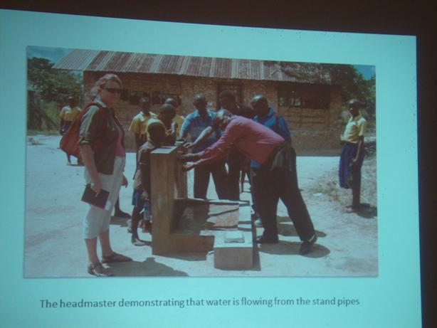 Rotary Clubs of Eynsham and Kilifi's Project on Water Sanitation in  Kenya - The flow of water