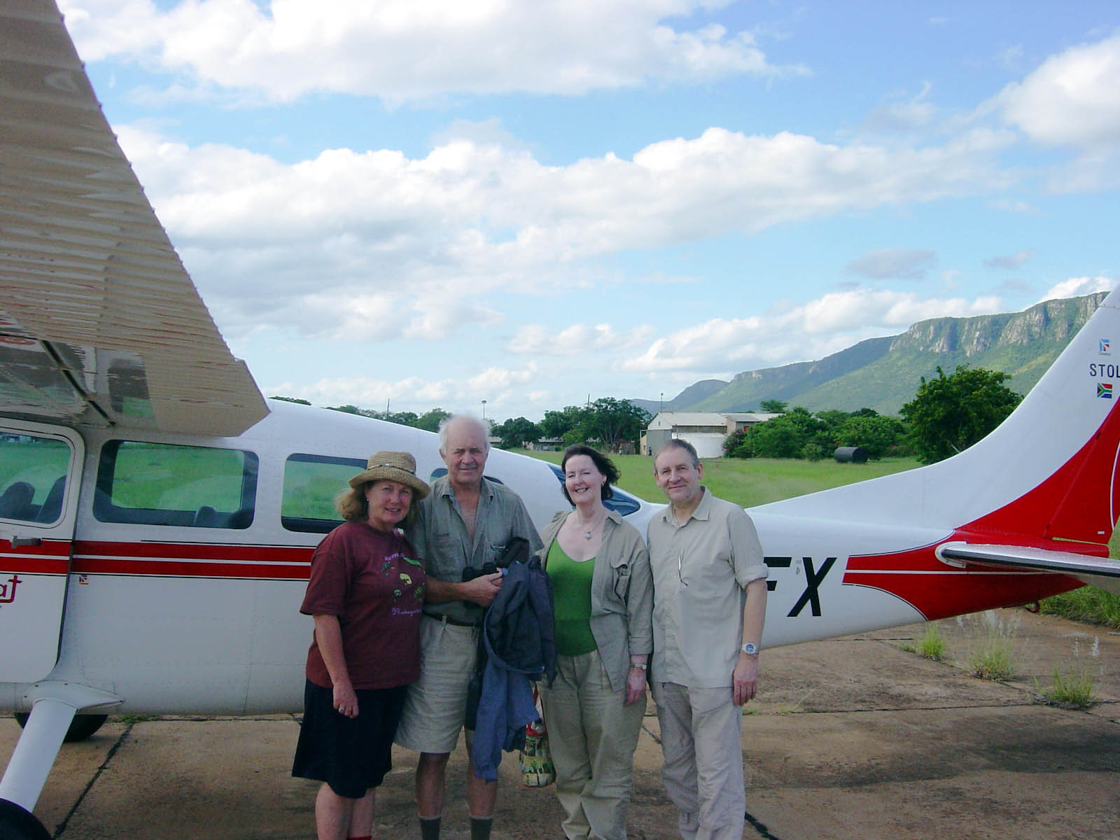 Zululand Mission Air Transport Project - Rotary Club of