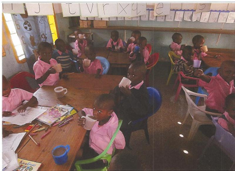 Our Work in South Africa - Rotary - school Picture 6 (1)