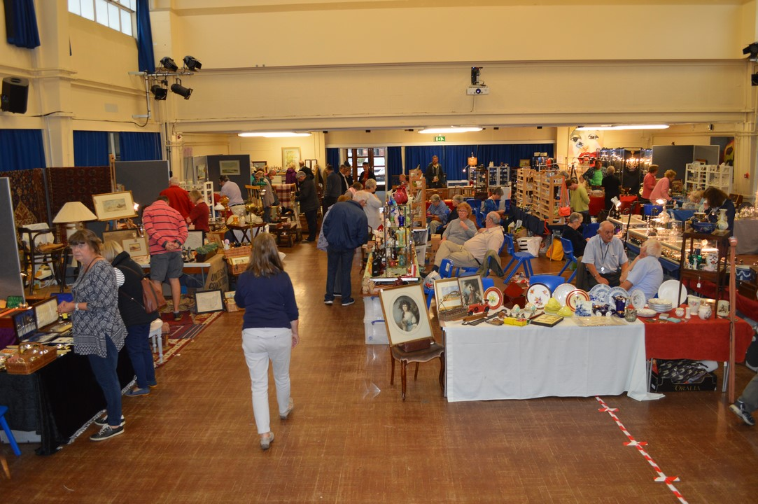 Aylsham Rotary Antiques & Craft Fair - Rotary ACF 18 011 (Copy)