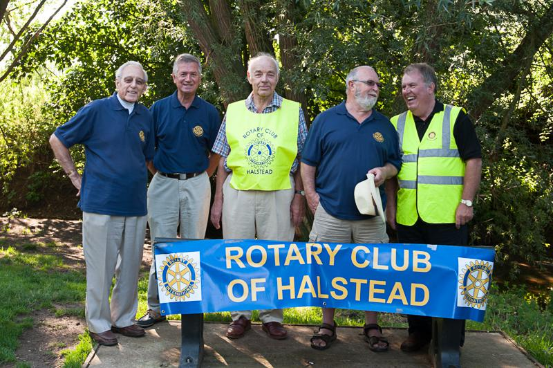 Britain in Bloom - Rotary Club of Halstead  Supporting Britain in Bloom 001