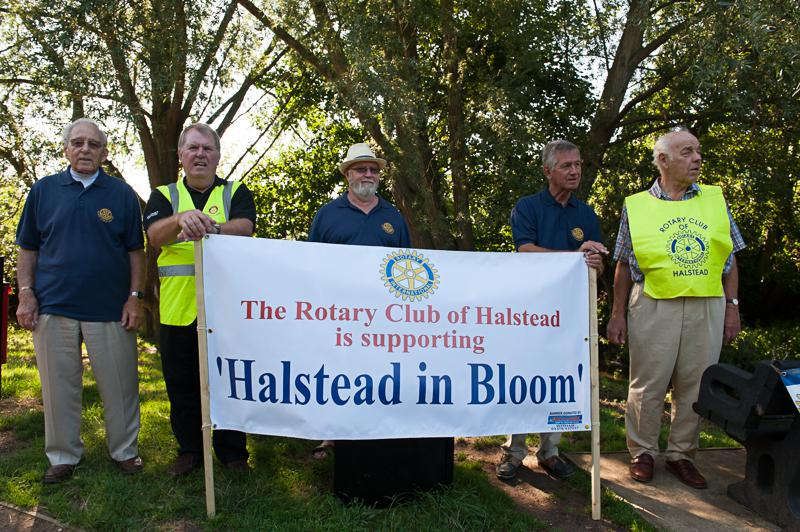 Britain in Bloom - Rotary Club of Halstead  Supporting Britain in Bloom 002