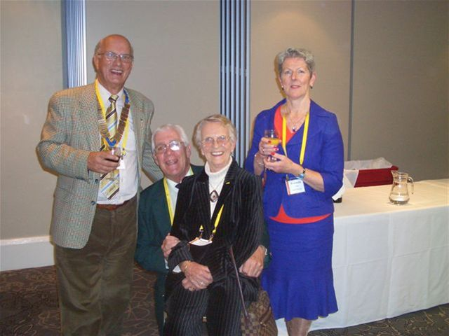 Rotary District 1020 Conference 2011 -