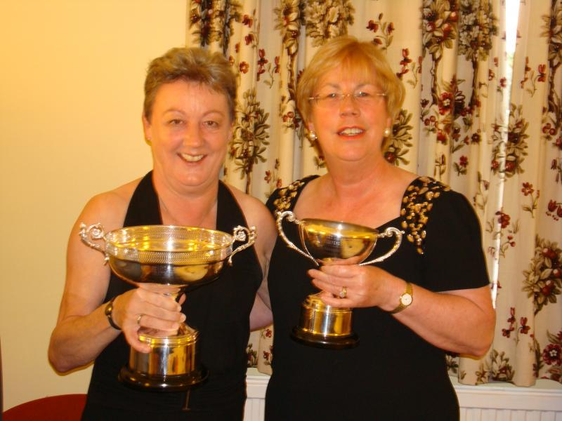 West Fife at District Conference 2012 - Rotary Conference 2012 Aviemore - Linda & Roseann Clup Winners-001