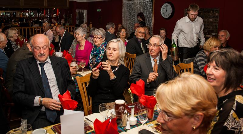 French Rotary Club visit to Penicuik - Rotary Evening 3