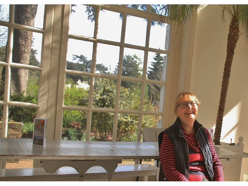 Club Visit to Kew Gardens - Lunch in the Orangery