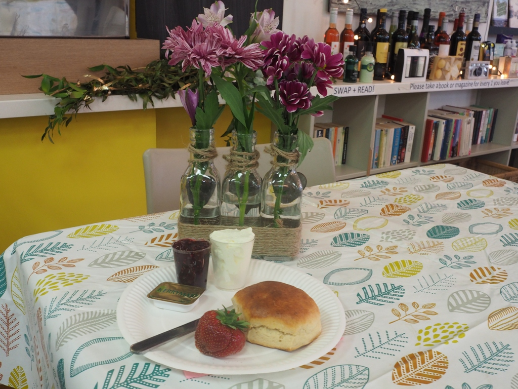 Purple4Polio Cream Tea Afternoon - A Resounding Success! -