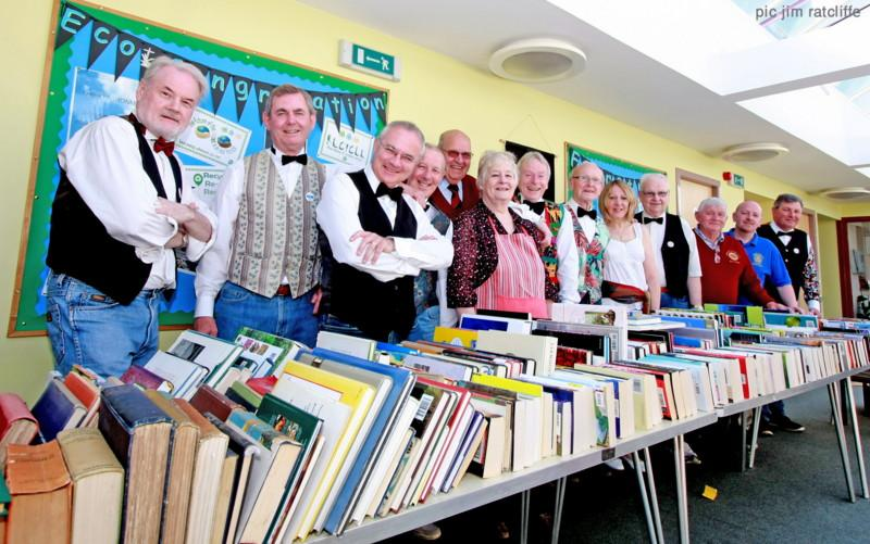Club Photo Gallery pre July 2015 - Over £1100 was raised at the Club's Annual Coffee Morning