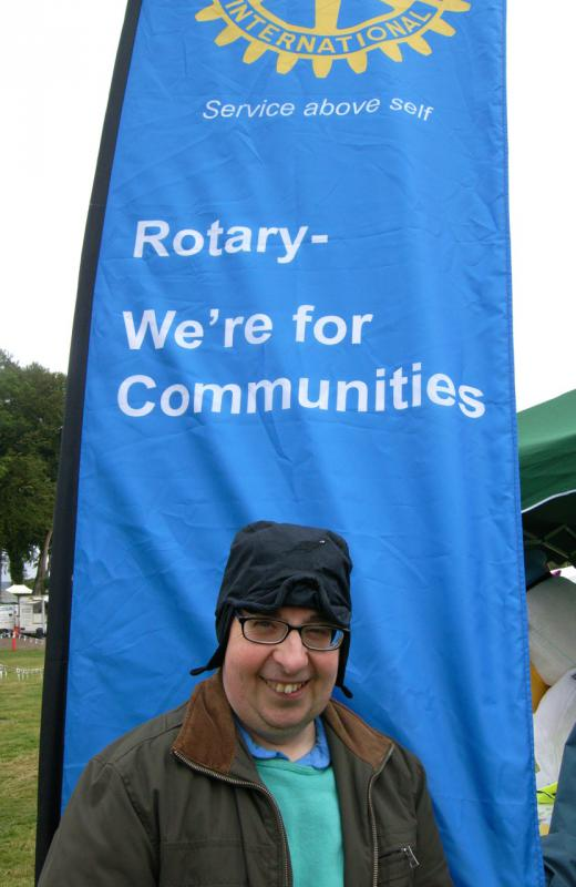 Rotary supports the Summer Festivities at the Carse Country Fair - Rotary supports the Summer Festivities at the Carse Country Fair