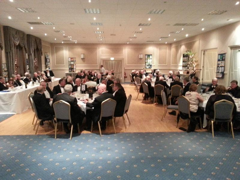 Charter Anniversary Dinner - The Balmoral Suite, The Royal Clifton Hotel, Southport