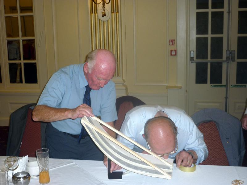 The Great Egg Race - Wallace and Richard - engineering genius