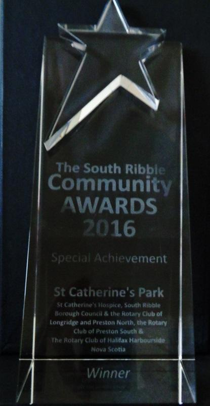 South Ribble Community Award - Special Achievement Award