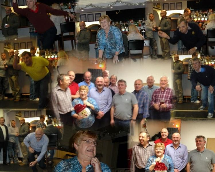 WADEBRIDGE SKITTLES OUT PADSTOW - Collage by Graham