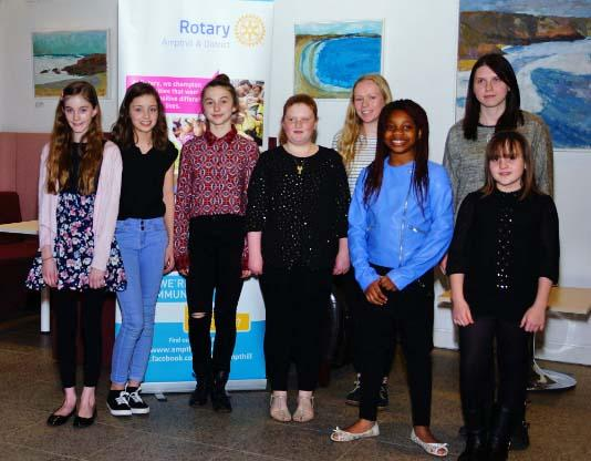 Rotary Young Photographer Competition - The prizewinners