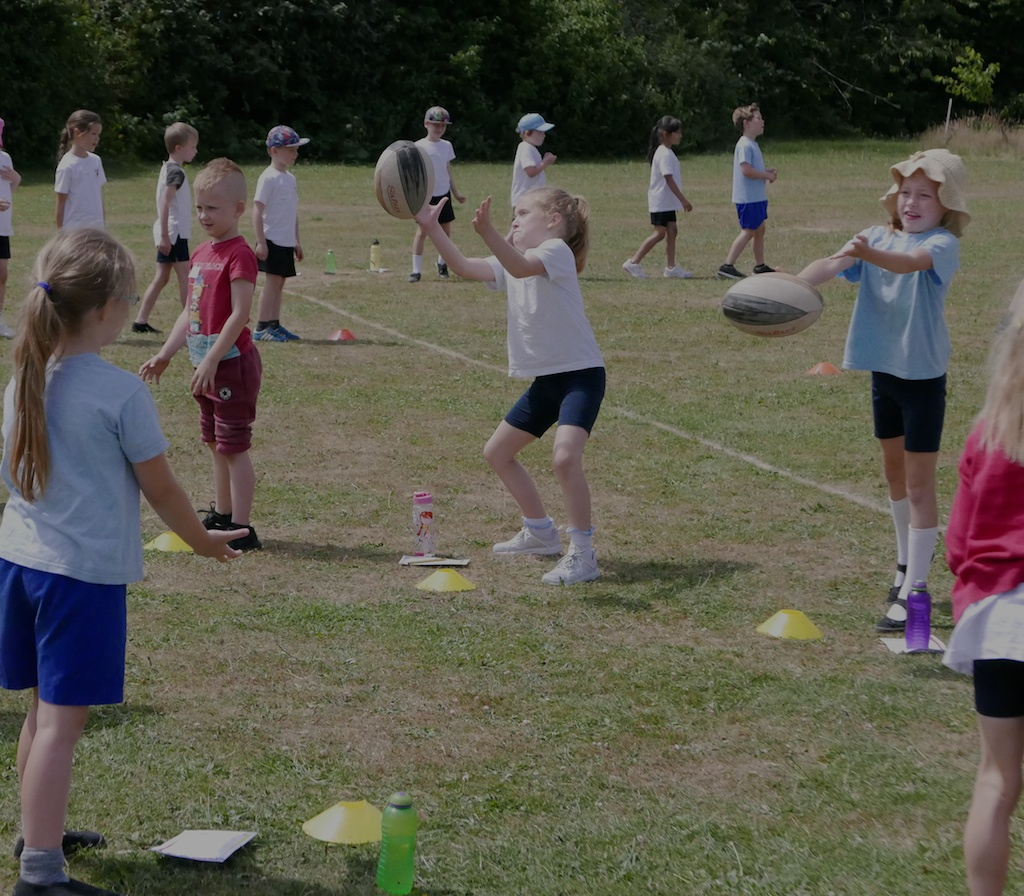 Primary School Fun Sports Day  -