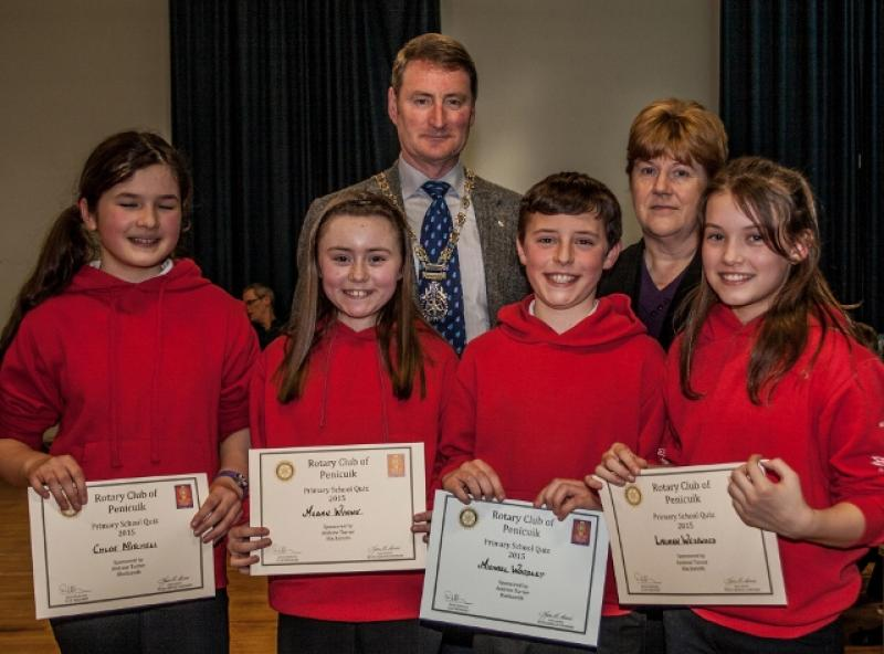 Primary School Quiz - Club round - Runners -up 2a (640x474)