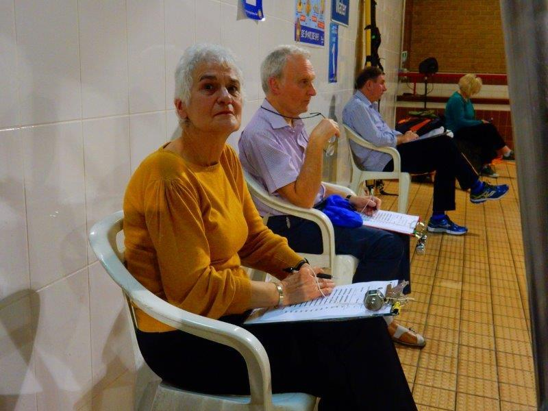 Purley Swimathon - 2016 - More adjudication and scrutiny on the counting