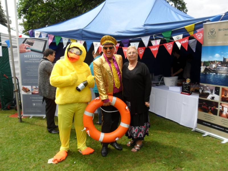 Summer Fayre and Duck Race 2014 - SAM 3261