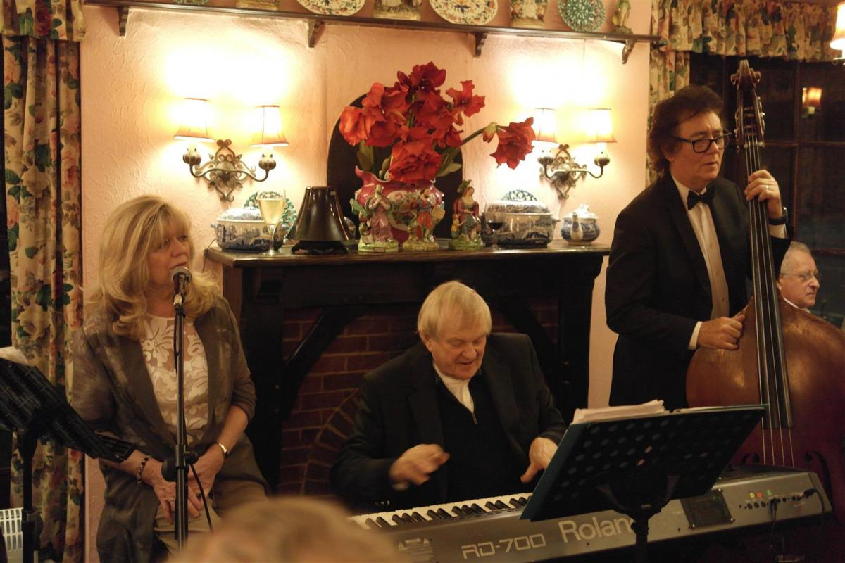 Maid of Honour and Rotary Jazz Evening -