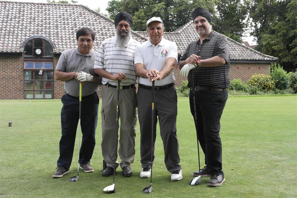 Master Stroke Golf Charity Day 2018 - .