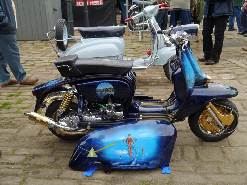 2015 Classic Bike and Scooter Slideshow and Update - SCOOT3