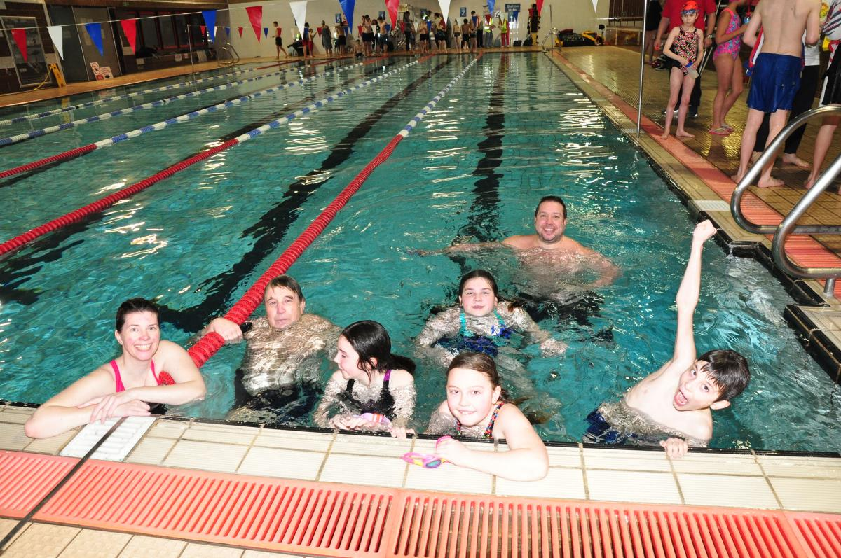 Purley Swimathon 2018 - Pictures - South East Cancer Help Centre