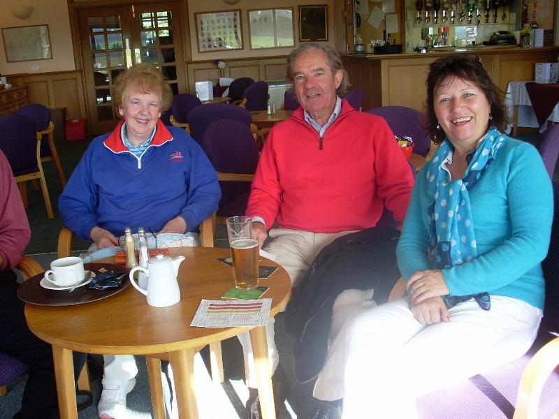 French Rotary Club visit to Penicuik - West Linton Golf Club 1