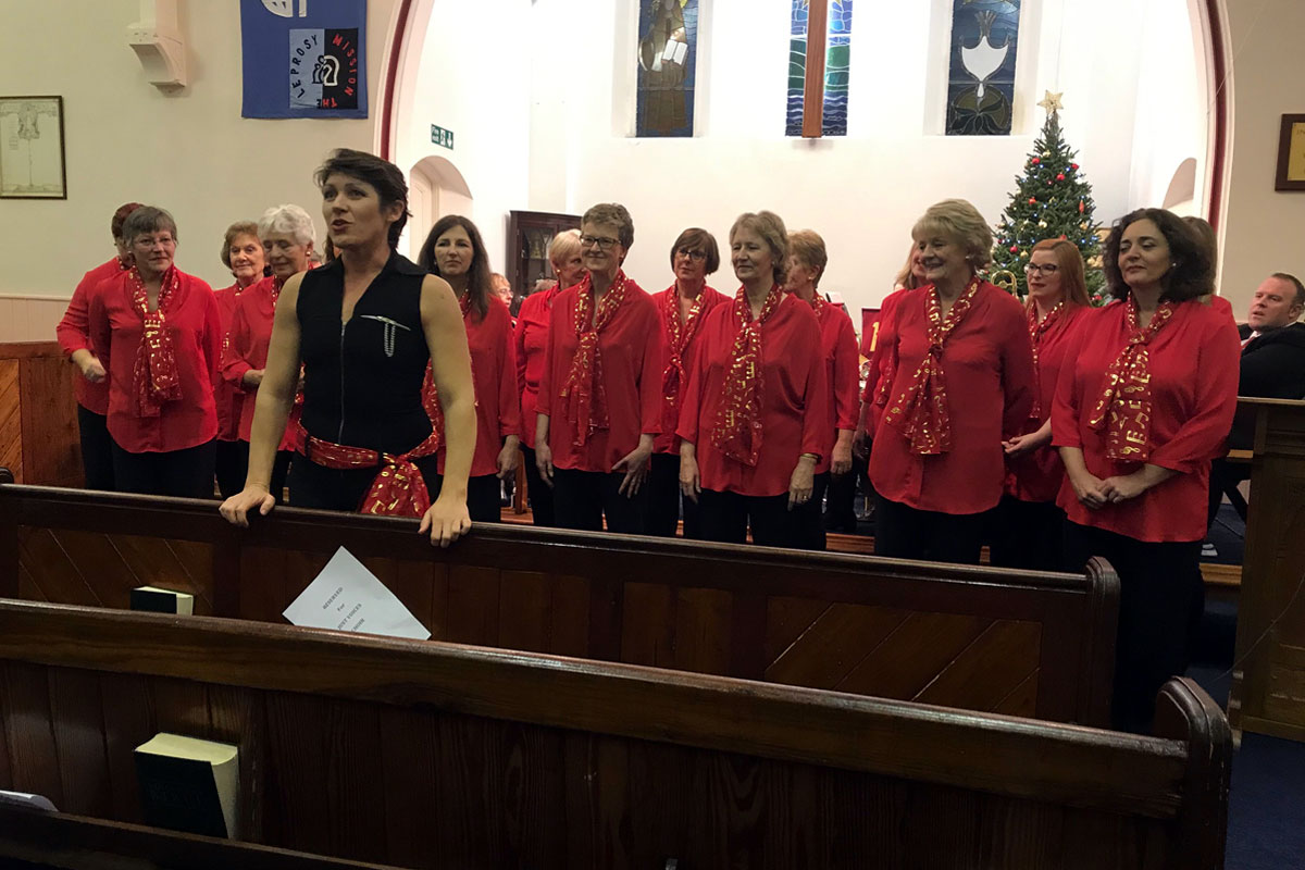 A Celebration of Christmas - Just Voices Choir