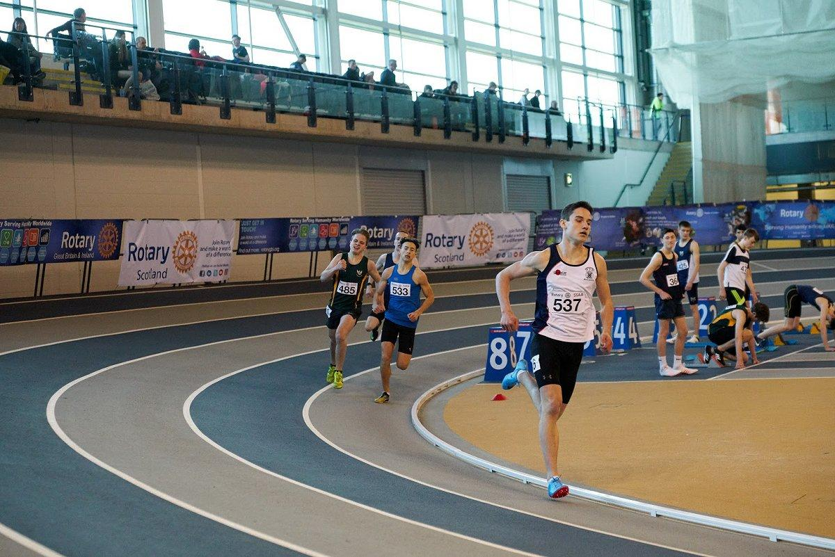 Rotary International Scottish Schools Indoor Athletic Championships 2019 - SSAAEmirates2019 114