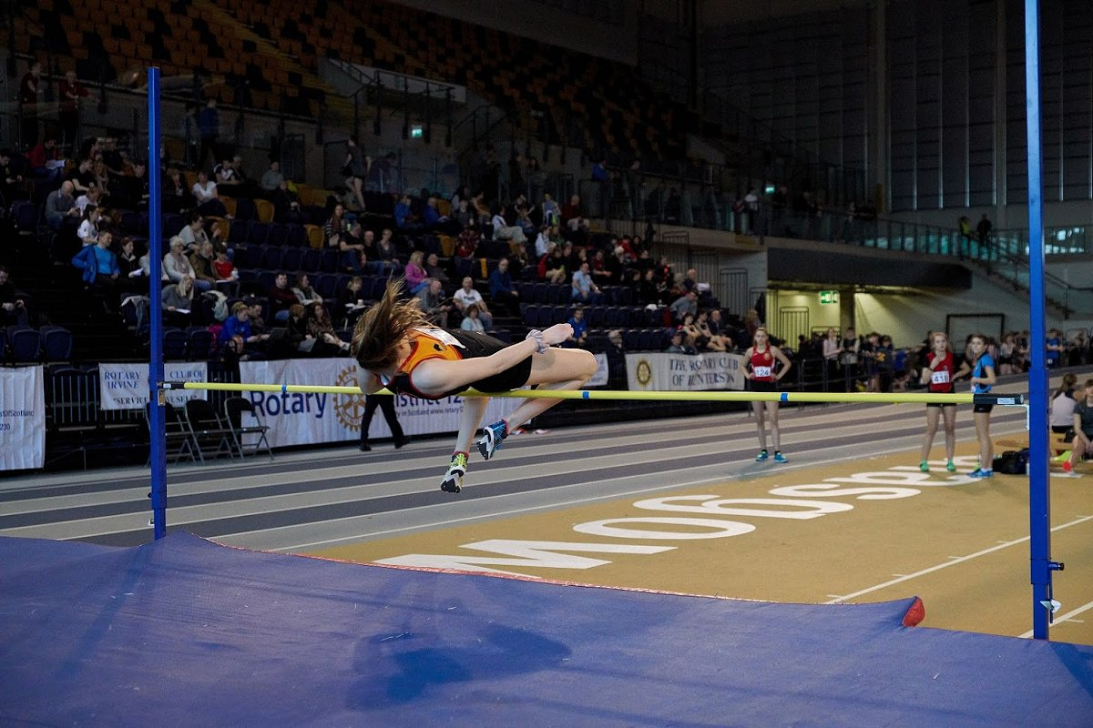 Rotary International Scottish Schools Indoor Athletic Championships 2019 - SSAAEmirates2019 279