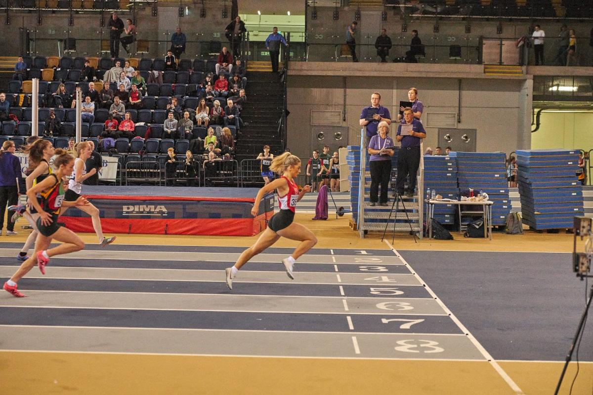 Rotary International Scottish Schools Indoor Athletic Championships 2019 - SSAAEmirates2019 408
