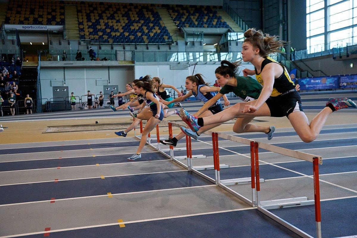 Rotary International Scottish Schools Indoor Athletic Championships 2019 - SSAAEmirates2019 44