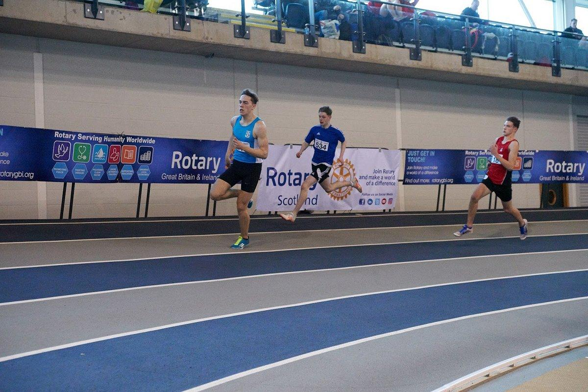 Rotary International Scottish Schools Indoor Athletic Championships 2019 - SSAAEmirates2019 53
