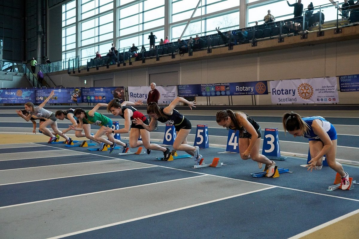 Rotary International Scottish Schools Indoor Athletic Championships 2019 - SSAAEmirates2019 797