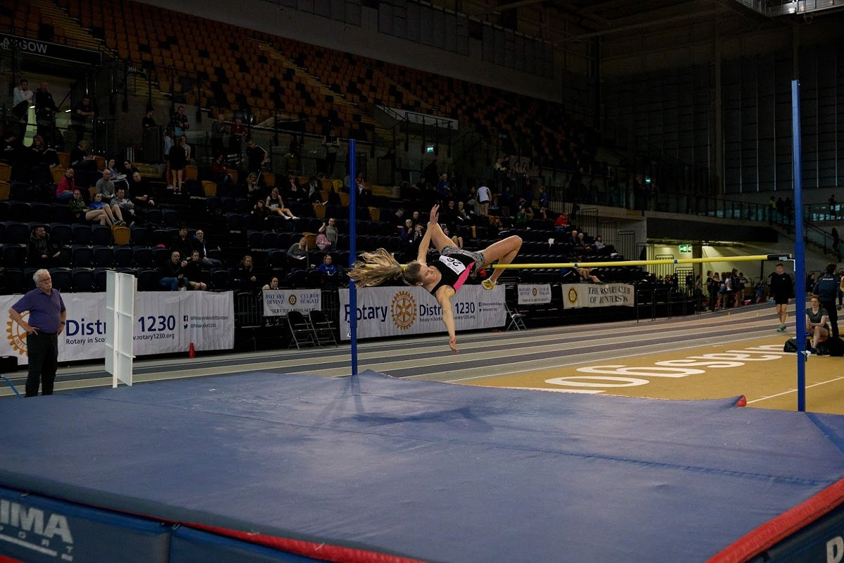 Rotary International Scottish Schools Indoor Athletic Championships 2019 - SSAAEmirates2019 852