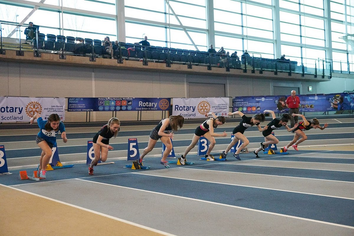 Rotary International Scottish Schools Indoor Athletic Championships 2019 - SSAAEmirates2019 929