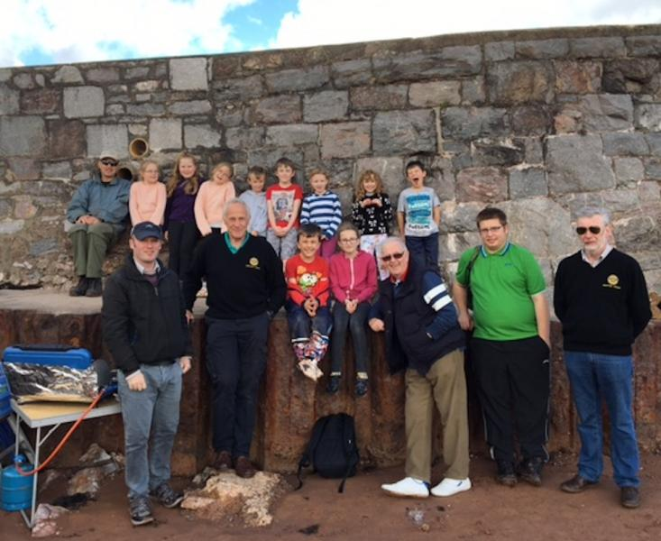 Supporting Torbay Young Carers - 2015: Goodrington & Barbecue, 28th October