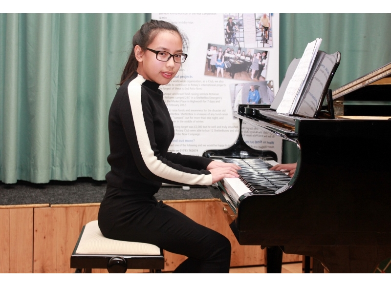 Swindon Young Musician of the Year 2017 - Elizabeth Lai, Bradon Forest School