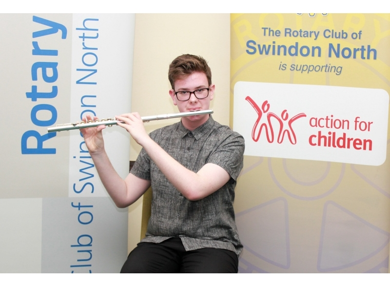 Swindon Young Musician of the Year 2017 - Joseph Lenihan, Kingsdown School