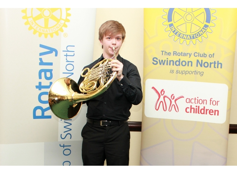 Swindon Young Musician of the Year 2017 - Alexander Harris, Royal Wootton Bassett Academy, 2nd Senior Section Instrumental