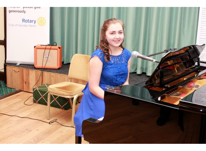 Swindon Young Musician of the Year 2017 - Bethany Taylor, Royal Wootton Bassett Academy