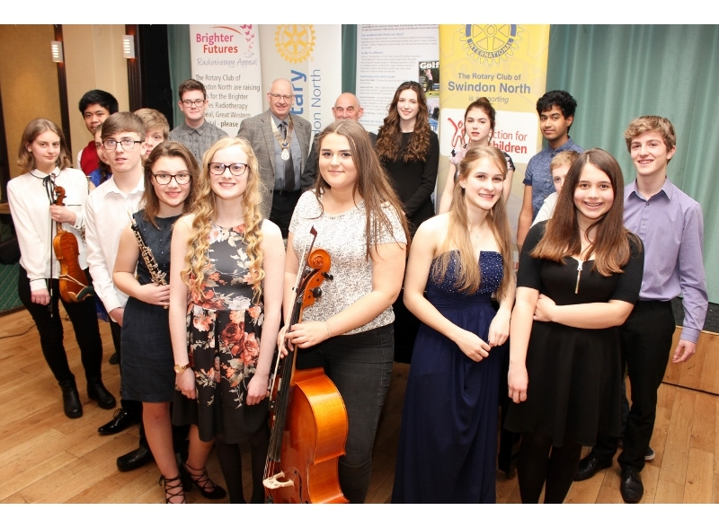 Swindon Young Musician of the Year 2017 - The Senior Section Competitors