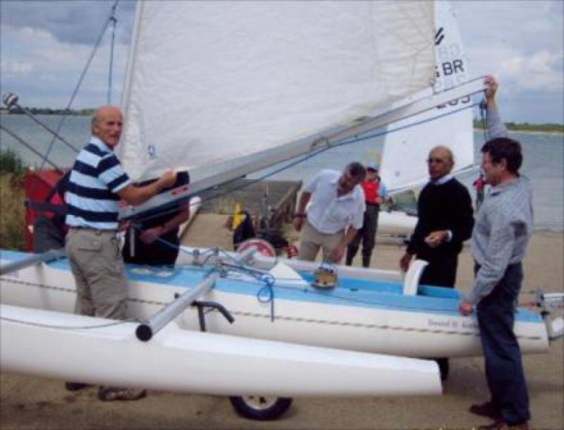 Grafham Water Sailability - Sail14 2